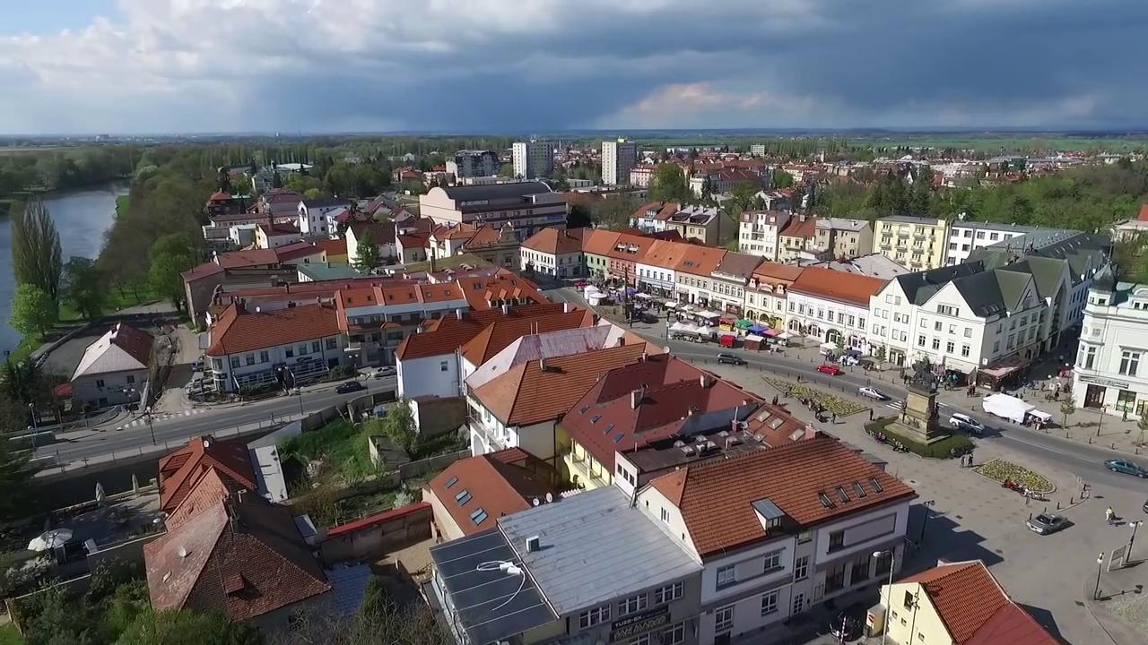 Video: Lázně Poděbrady