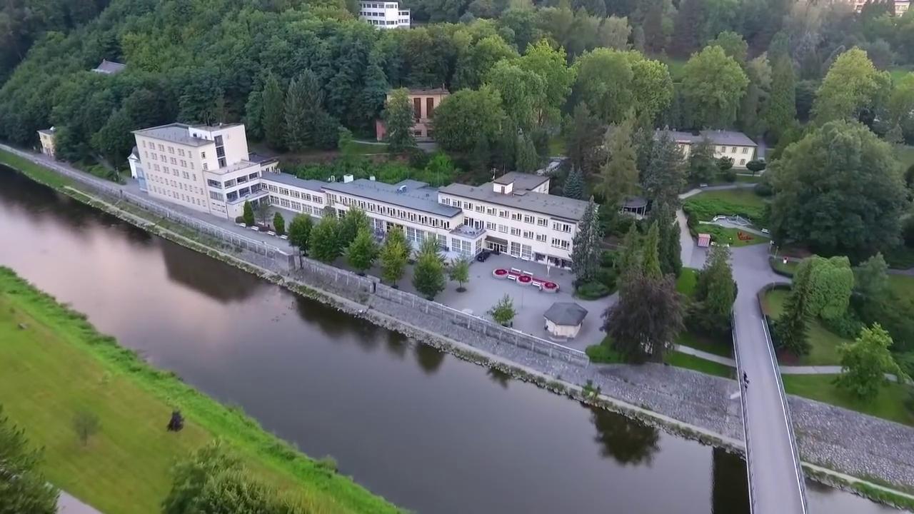 Video: Lázně Teplice nad Bečvou