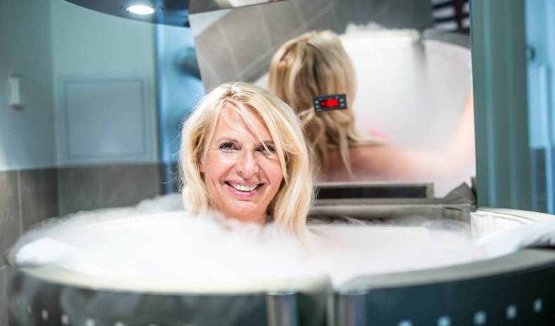 COLD TREATMENT - CRYOTHERAPY IN THE CZECH REPUBLIC