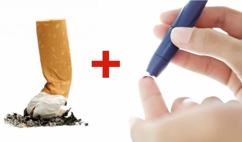 Diabetes & smoking – a killing combination