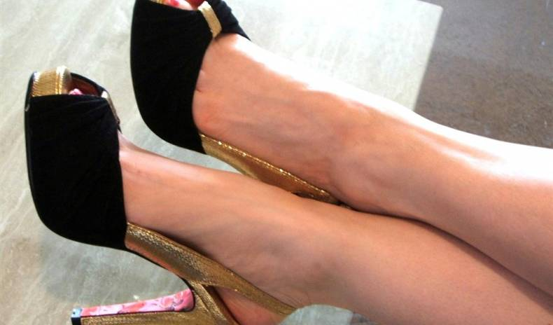 Health Adviser: High Heels – Why Are Your Feet Aching?