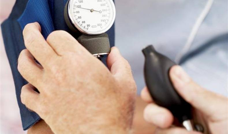 Hoher Blutdruck bedeutet Lebensgefahr