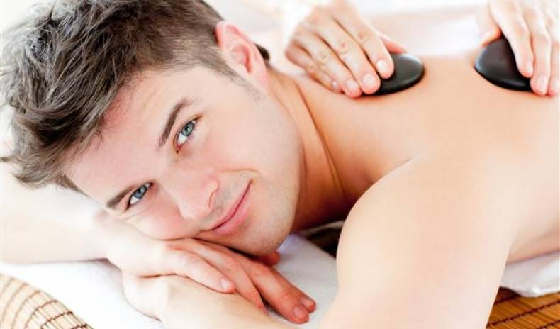 Natural Health SPA Treatments: Hot Stones Massages