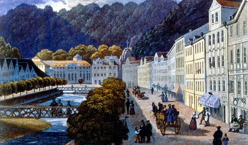 Top Czech SPA: Five Centuries of Karlovy Vary