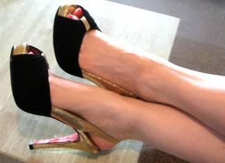 High Heels – Warum sie Fußschmerzen verursachen?