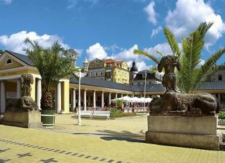 HEALING DESTINATIONS: SPA TOWN FRANZIENBAD (FRANTISKOVY LAZNE)