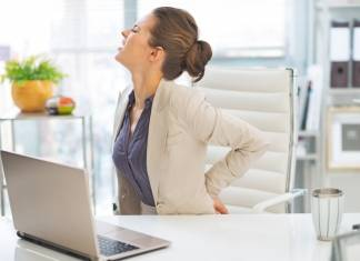 NATURAL TREATMENT OF THE BACK PAIN