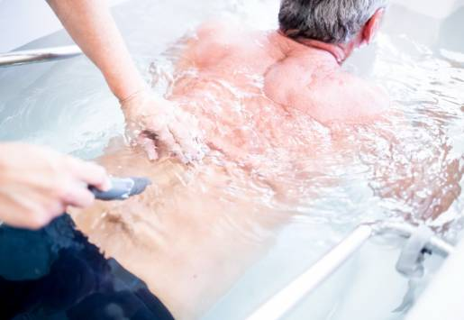 WATER THERAPY / HYDROTHERAPY – EFFECTIVE SPA TREATMENTS