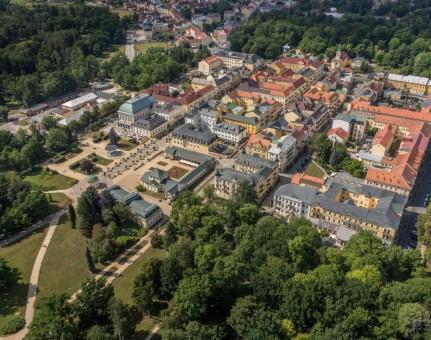 Франтишковы Лазне (Františkovy Lázně) - лечение в Чехии