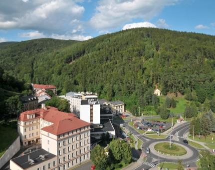 Яхимов (Jáchymov) - лечение в Чехии