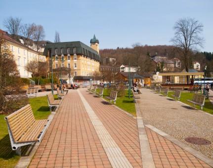 Янские Лазне (Janské Lázně) - лечение в Чехии
