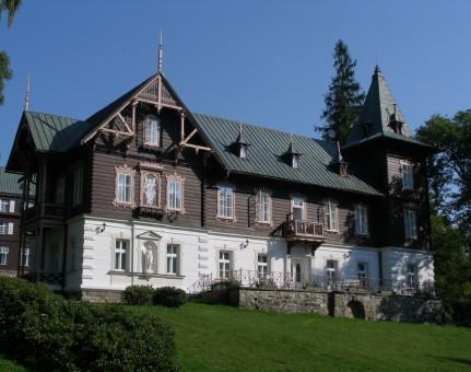Карлова Студанка (Karlova Studánka) - лечение в Чехии