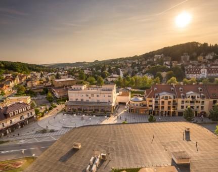 Лугачовице (Luhačovice) - лечение в Чехии