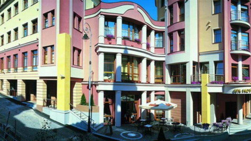 Curative Hotel Ambiente Wellness & Spa Hotel - Carlsbad / Karlovy Vary