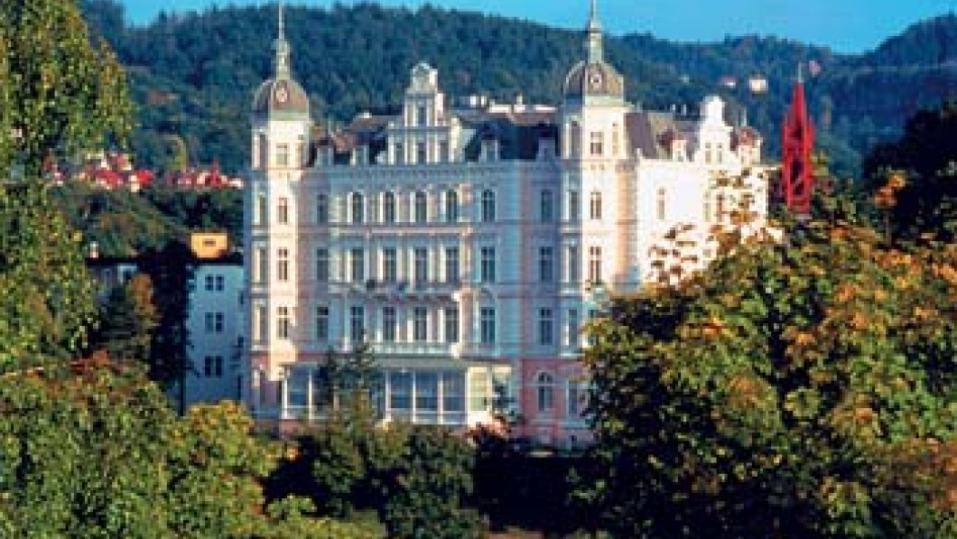 Hotel curativo Bristol Group - Bristol Palace - Carlsbad / Karlovy Vary