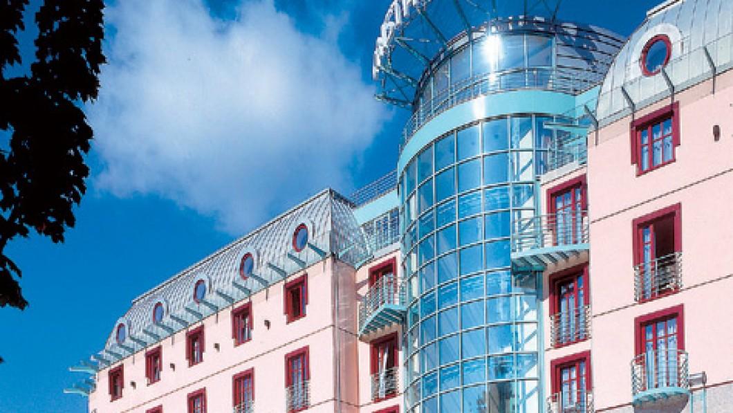 Санаторий Отель Кристал Палац / Cristal Palace - курорт Марианские Лазне/Marianske Lazne