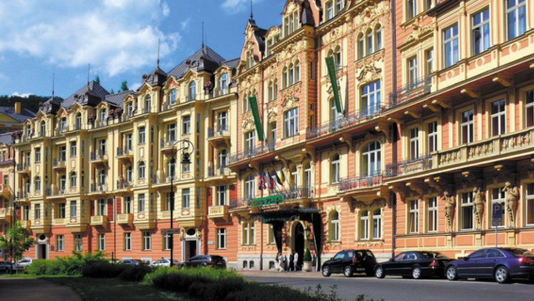 Hotel curativo Carlsbad Plaza - Carlsbad / Karlovy Vary