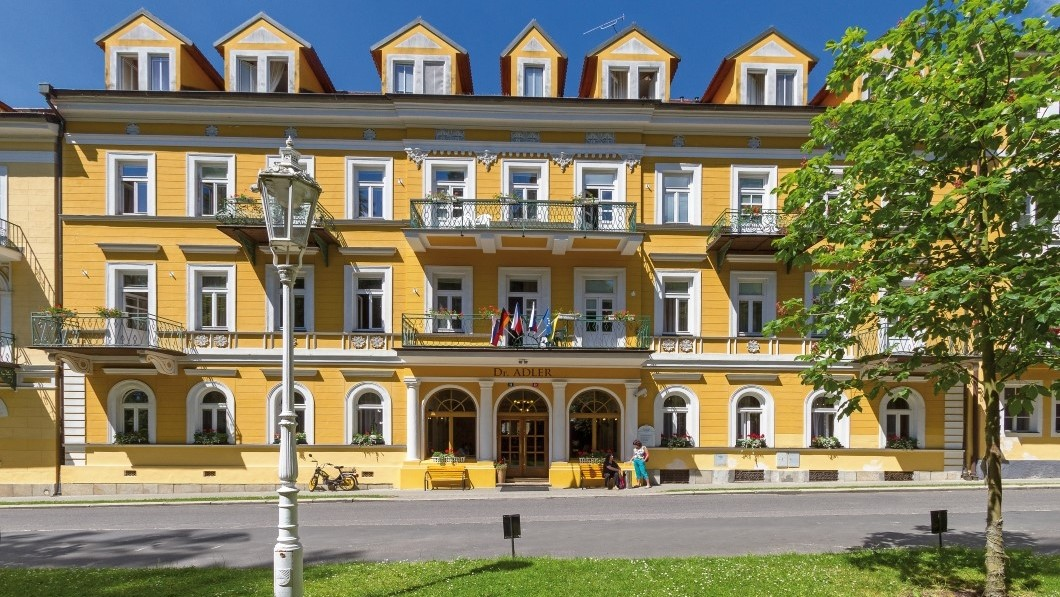 Hotel curativo Adler  - Terme di Frantiskovy Lazne