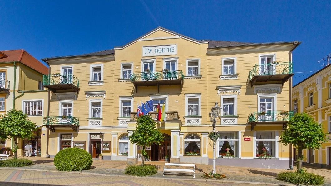 Curative Hotel Goethe - Frantiskovy Lazne Spa