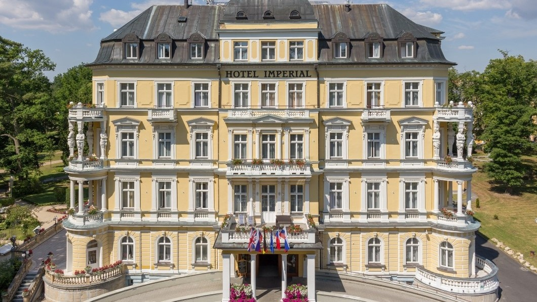 Kurhotel Hotel Imperial  - Franzensbad/Frantiskovy Lazne