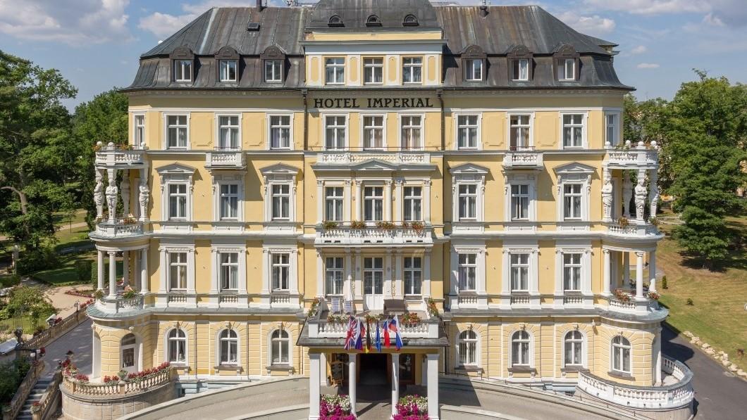 Hotel curativo Hotel Imperial - Frantiskovy Lazne