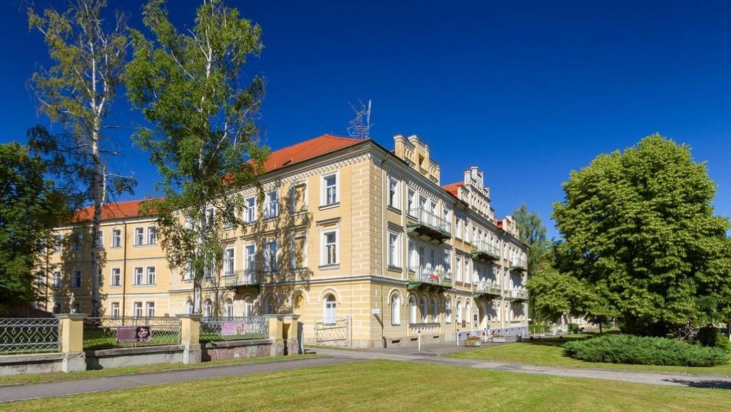 Hotel curativo Balneario de Luisa (Luisiny lázně) - Frantiskovy Lazne
