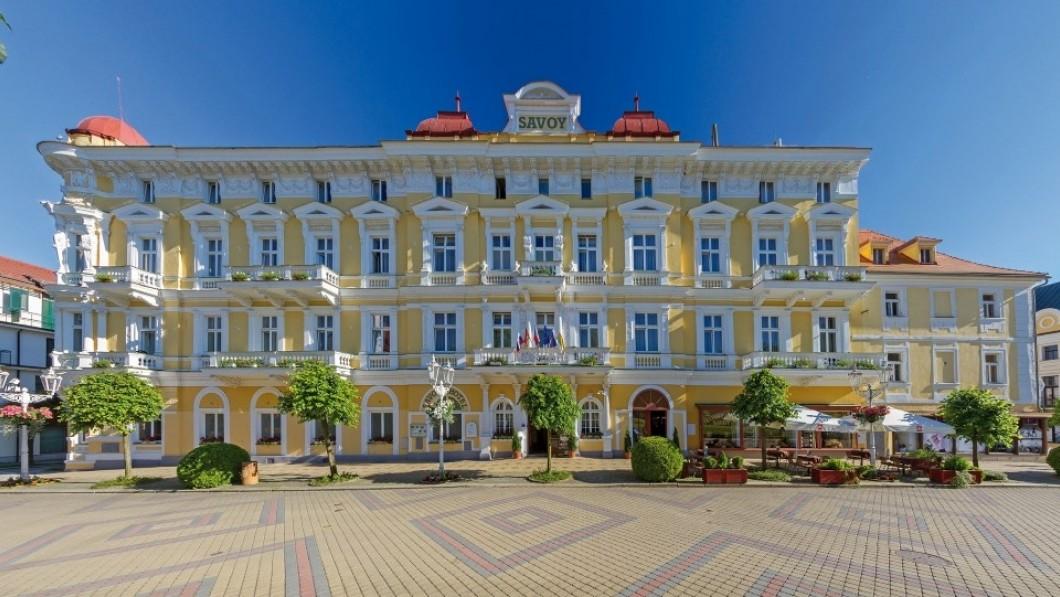 Kurhotel Savoy  - Franzensbad/Frantiskovy Lazne