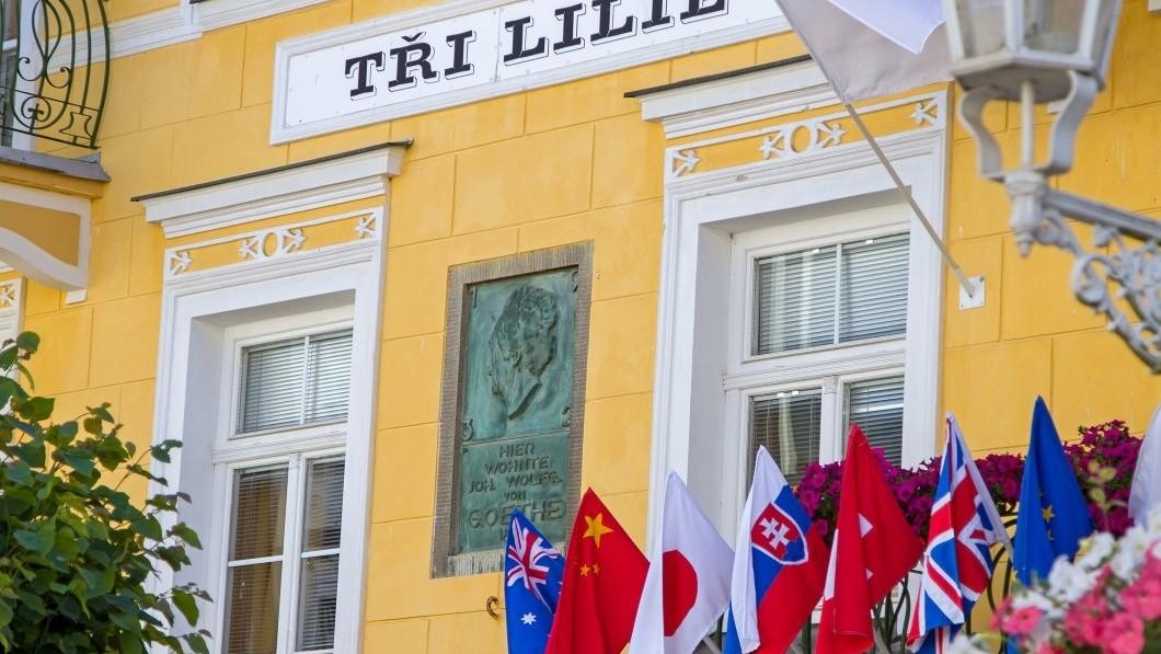 Hotel curativo Hotel Tres Lilias  - Frantiskovy Lazne