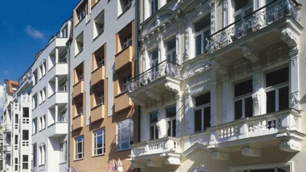 Kurhotel Hotel Dvořák - Karlsbad/Karlovy Vary