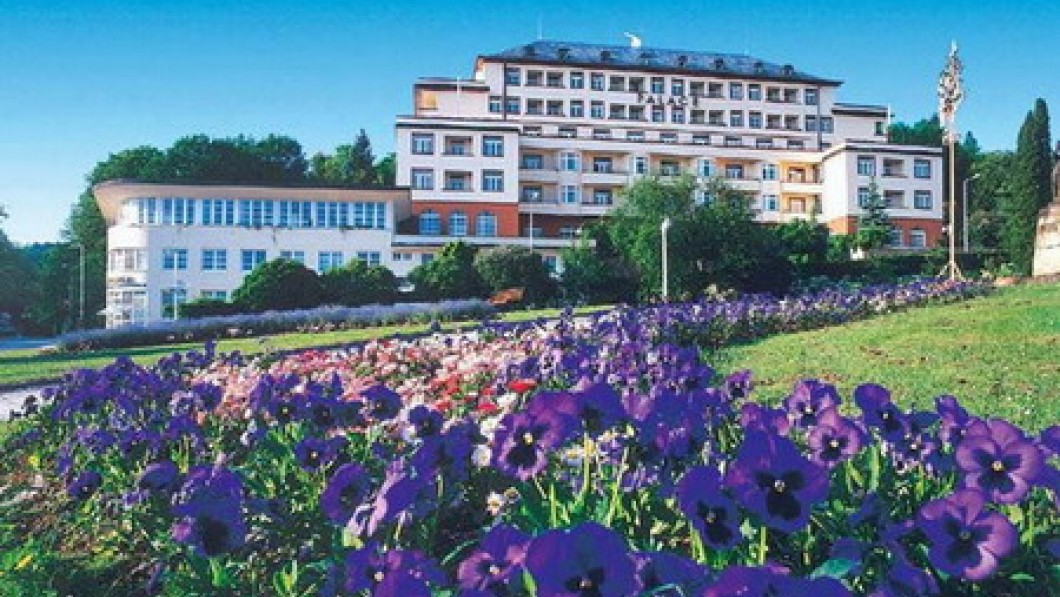 Curative Hotel The PALACE Spa Hotel - Luhacovice