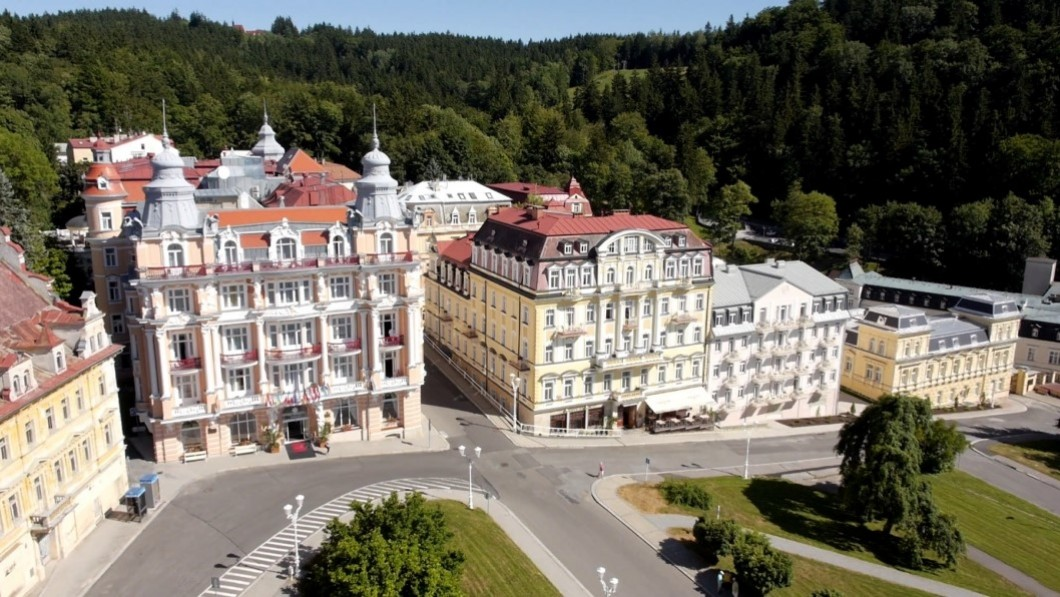 Hotel curativo Hvězda & Skalník  - Marianske Lazne