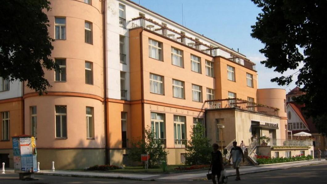 Санаторий Отель Либенский / Hotel Libenský  - курорт Подебрады/Podebrady