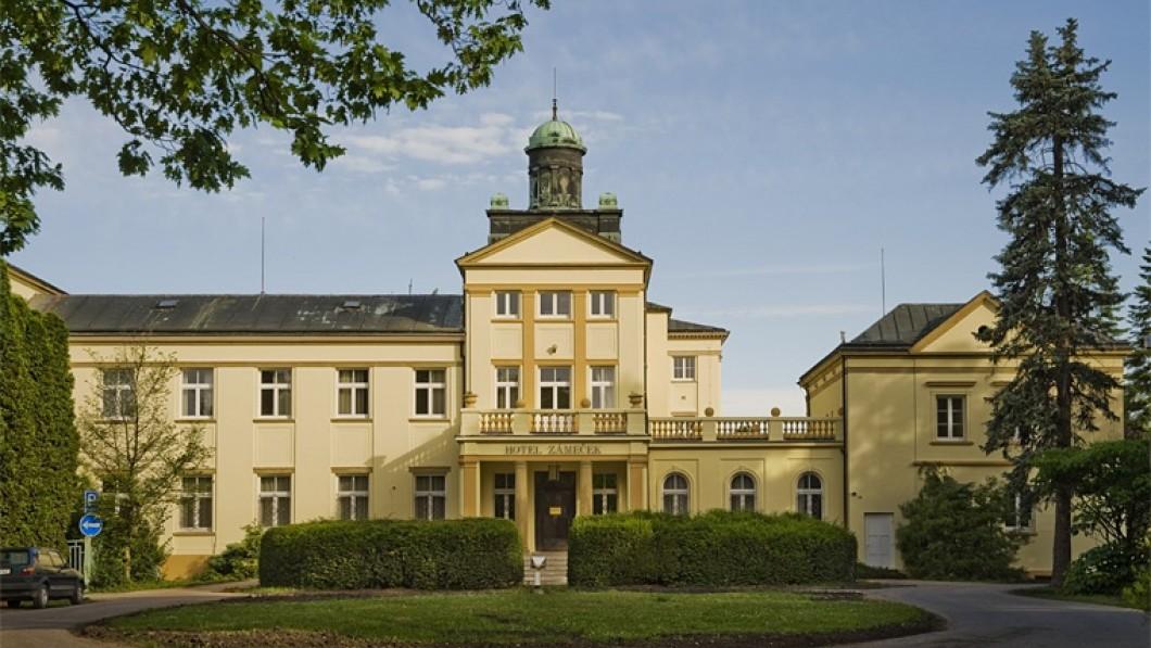 Curative Hotel Hotel Zámeček  - Podebrady