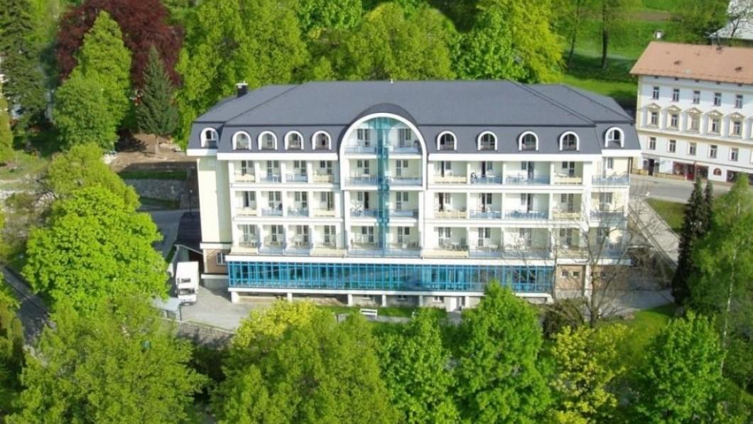 Kurhotel Priessnitz-Bad - Bezruč  - Freiwaldau/Jesenik