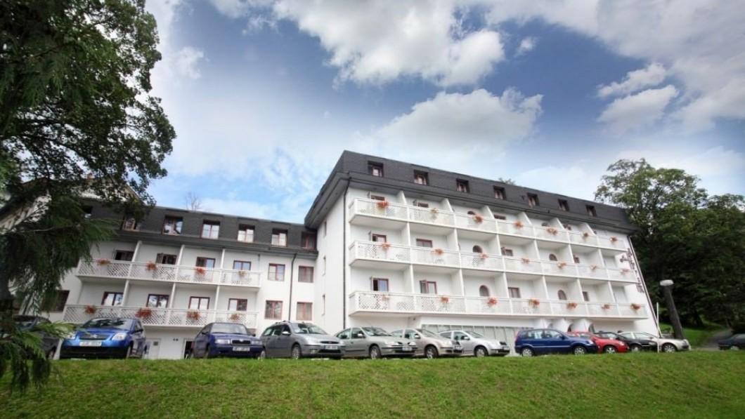 Hotel curativo Stazione termale Priessnitz - Jan Ripper  - Jeseník