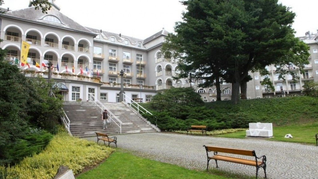 Hotel curativo Stazione termale Priessnitz - Priessnitz  - Jeseník