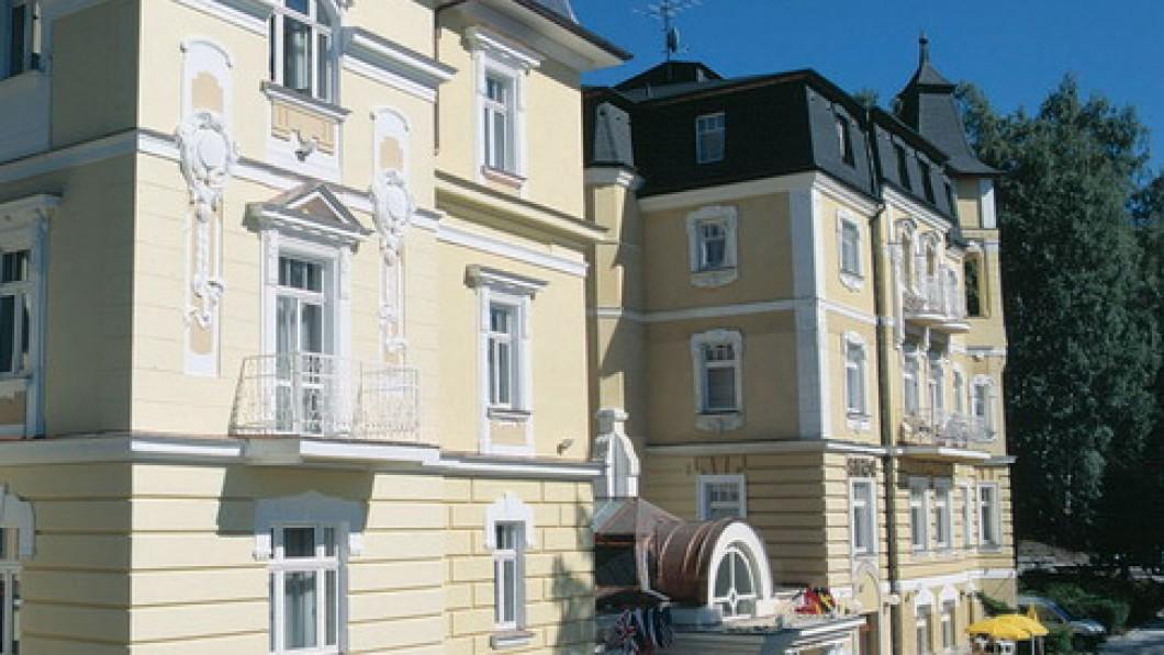 Curative Hotel Hotel San Remo - Marianske Lazne Spa