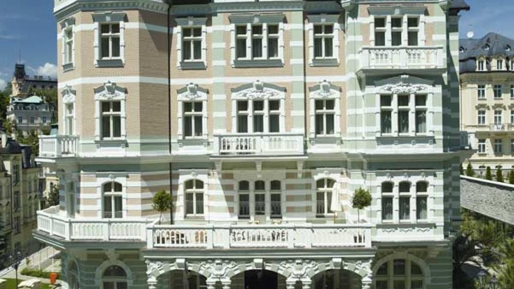 Санаторий Отель Савой Вестенд / Savoy Westend Hotel - курорт Карловы Вары/Каrlovy Vary