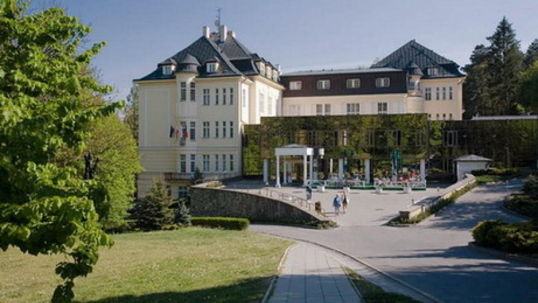 Hotel curativo Sanatorio Moravan - Teplice nad Becvou