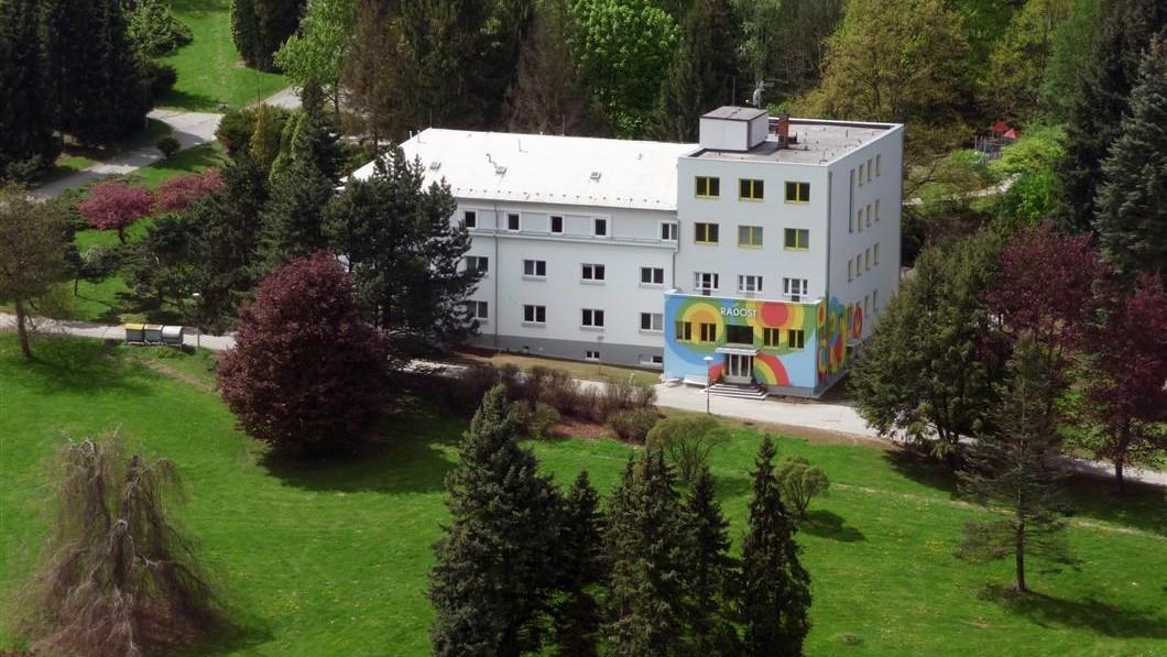 Curative Hotel Radost  - Teplice nad Becvou