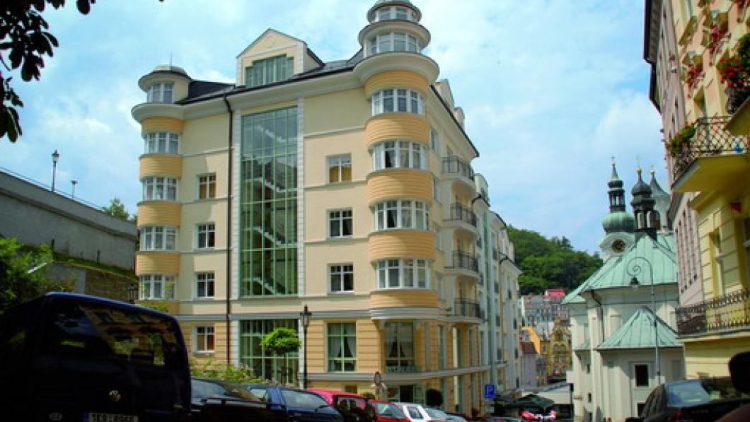 Hotel curativo Aura Palace Spa & Wellness Hotel - Carlsbad / Karlovy Vary