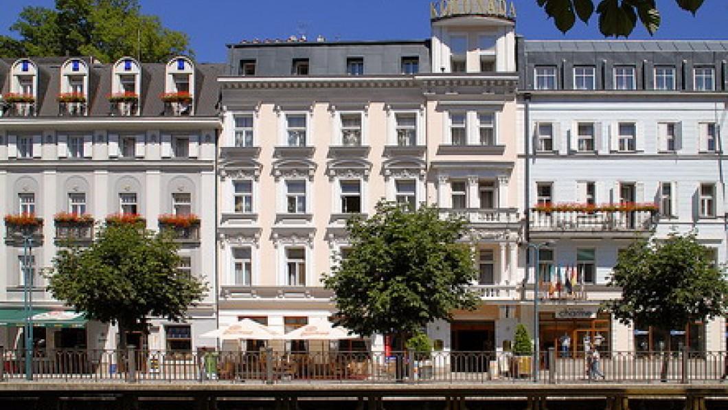 Санаторий Bristol Group - Hotel Kolonáda - курорт Карловы Вары/Каrlovy Vary