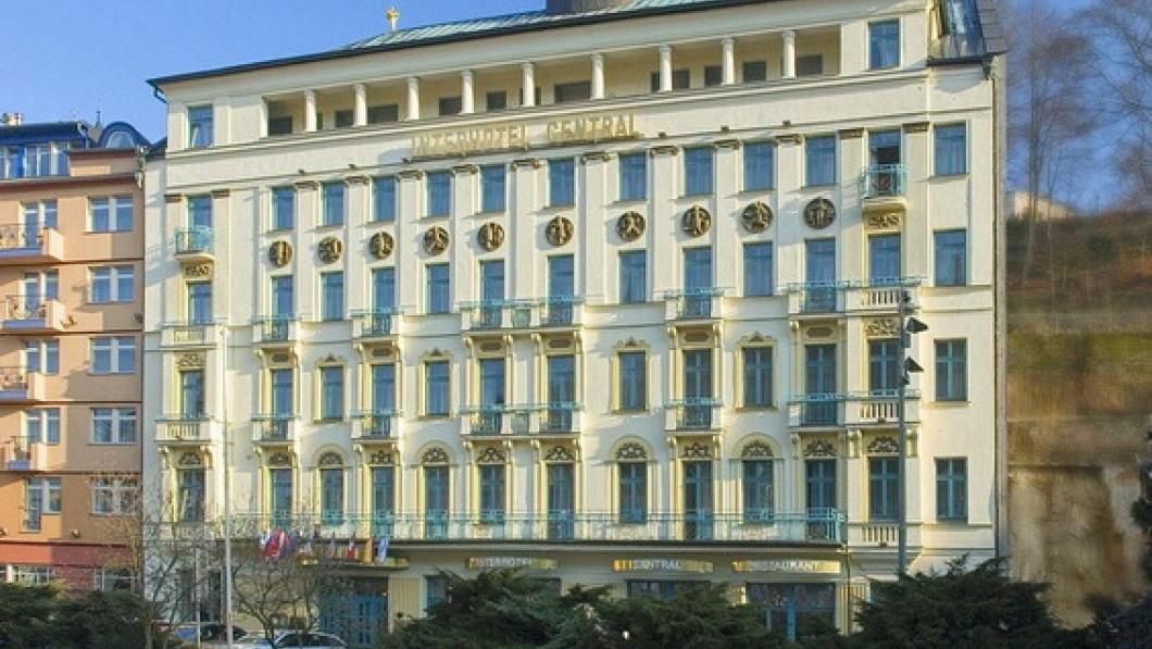 Hotel curativo Interhotel Central - Carlsbad / Karlovy Vary