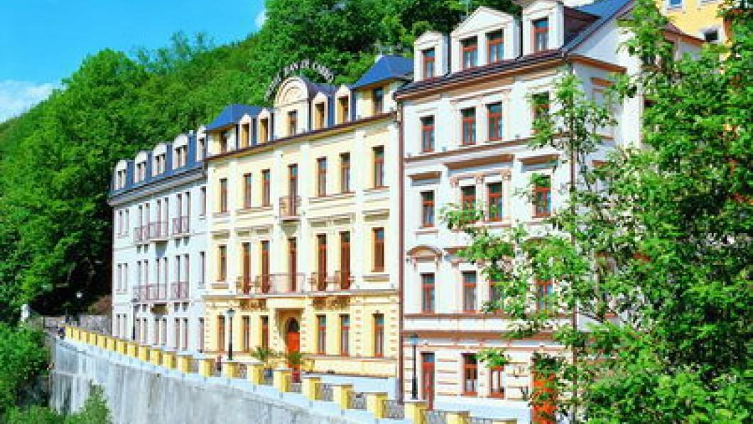Curative Hotel Jean de Carro Wellness Hotel - Carlsbad / Karlovy Vary