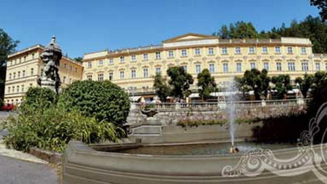 Curative Hotel Parkhotel Richmond - Carlsbad / Karlovy Vary