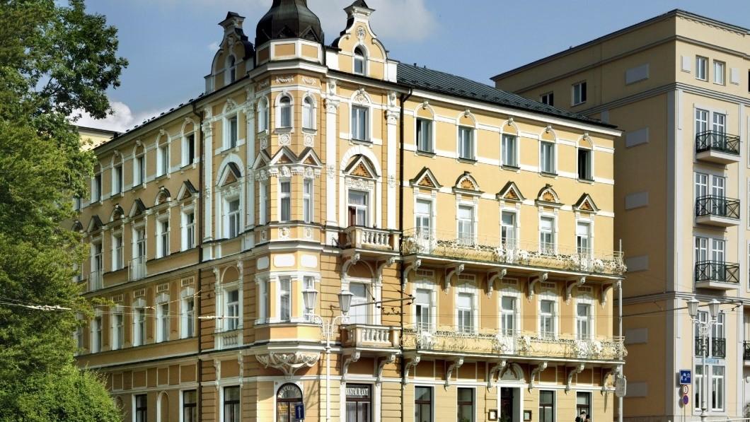 Curative Hotel Labe  - Marianske Lazne Spa