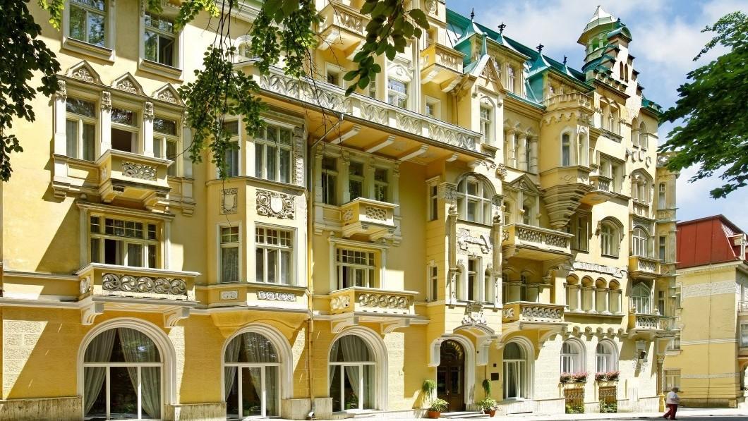 Curative Hotel Svoboda  - Marianske Lazne Spa
