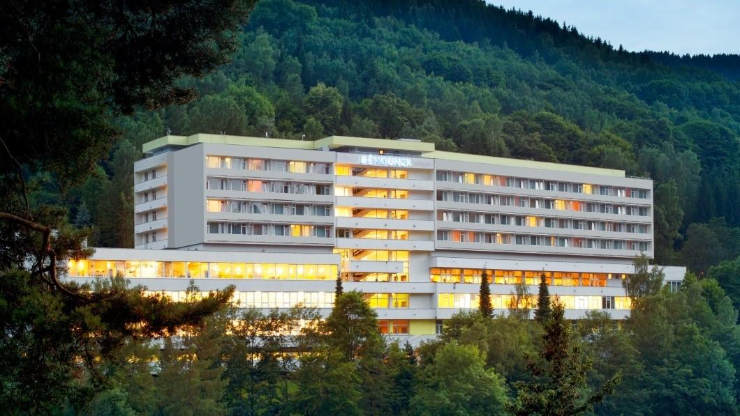 Curative Hotel Akademik Běhounek - Jachymov