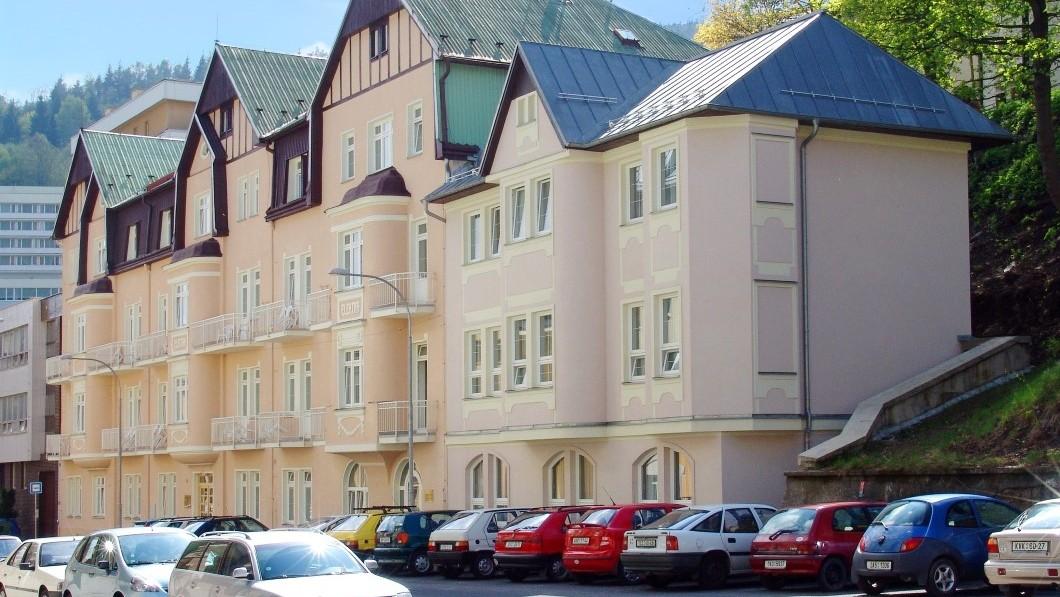 Curative Hotel Elektra  - Jachymov