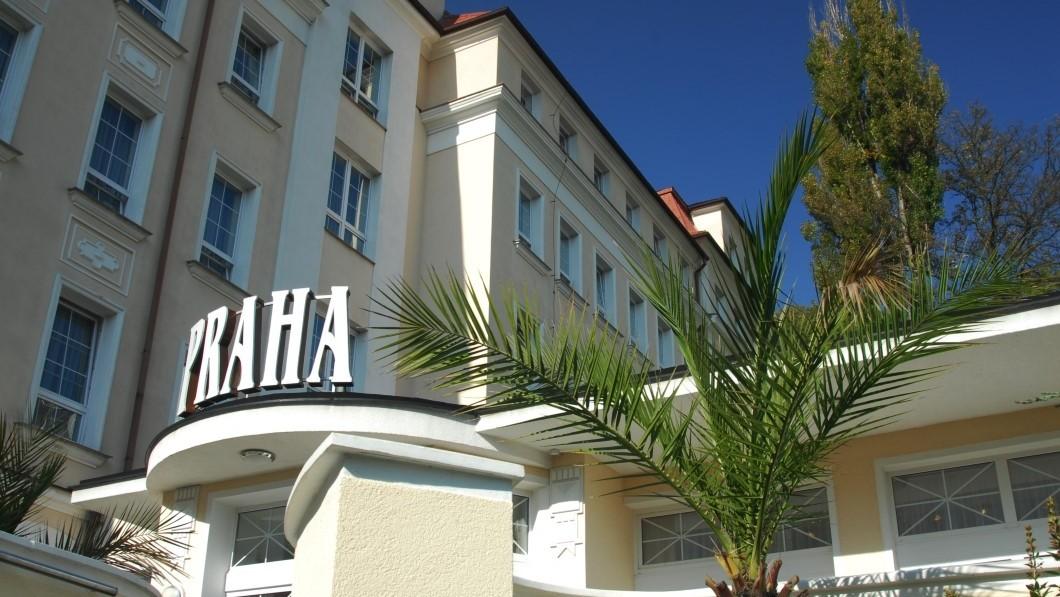 Curative Hotel Praha  - Jachymov
